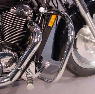 Motorcycle Engine Guard Crash Bar Honda VT1100 Shadow