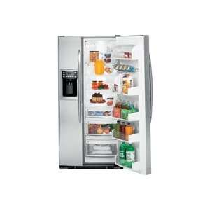 GE Profile Stainless Steel Side By Side Refrigerator