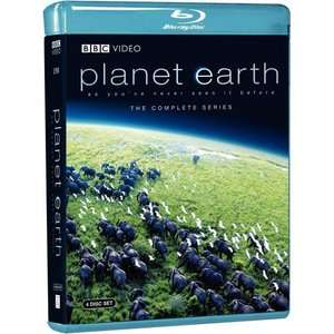 Planet Earth: The Complete Collection (Blu ray
