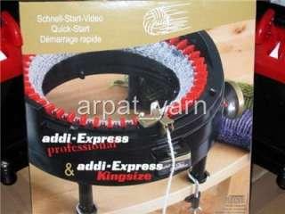 addi king size knitting machine