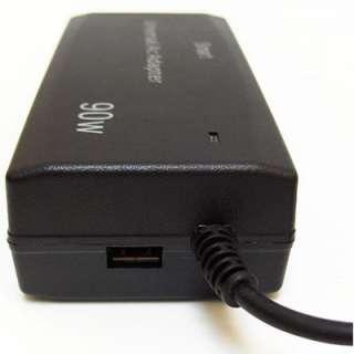 Mwave EWSMAD90W 90W Universal Laptop Power Adapter USB