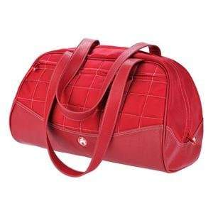 Mobile Edge, Duffel Red/ White Stitch LG FD (Catalog Category Bags