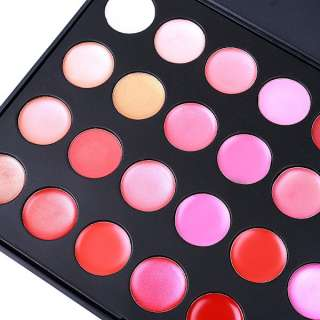 Color Professional Cosmetic Lip Lipsticks Gloss Palette Makeup Set Kit