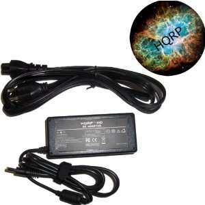 HQRP Heavy Duty AC Adapter / Charger / Power Supply Cord for HP