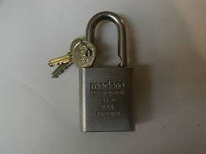 Medeco MetroLock 52 5 High security Padlock
