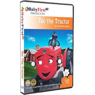 Tec The Tractor Best Friend On Wheels (Full Frame) TV