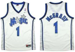 TRACY MCGRADY ORLANDO MAGIC SWINGMAN NBA JERSEY RARE M
