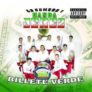 Billete Verde: La Numero 1 Banda Jerez De Marco A. Flores