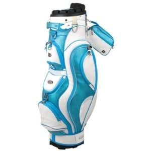 Bennington Ladies Quiet Organizer Golf Cart Bags   Blue