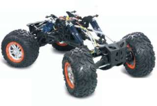 4WD 4WS DUAL MOTOR RC ROCK CRAWLER TRUCK ROCKSLIDE