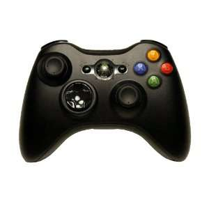 Trigger Rapid Fire Xbox 360 Controller, Wireless   Black Video Games