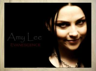 AN1150 rock band Evanescence Amy Lee POSTER