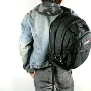 College 30 Laptop Backpack (black)
